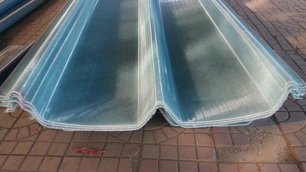 攀枝花玻璃钢透明瓦(玻璃纤维防腐板)生产厂家价格