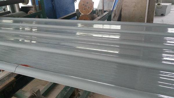 驻马店840型frp采光板-玻璃钢透明瓦厂家