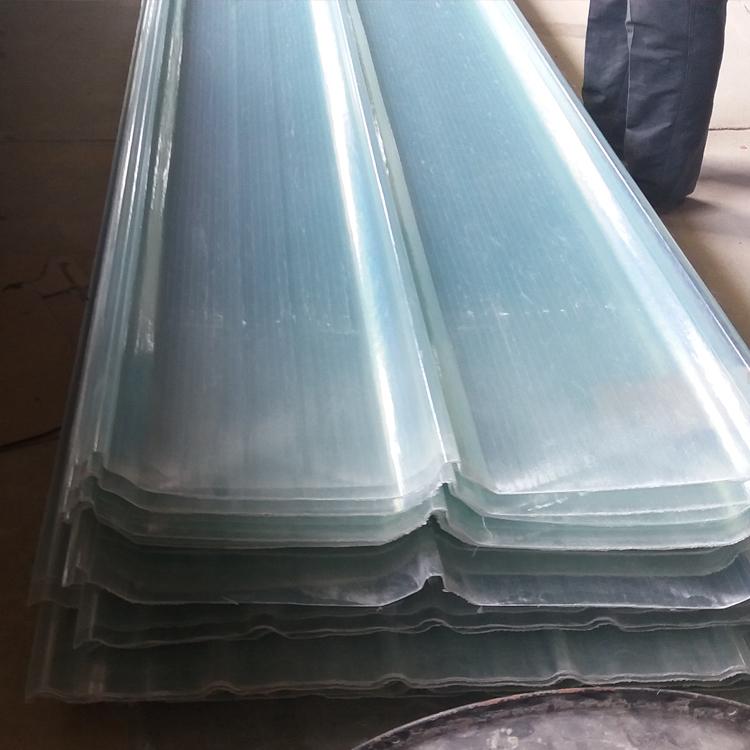 安康市透明瓦 玻璃钢采光板生产厂家 价格