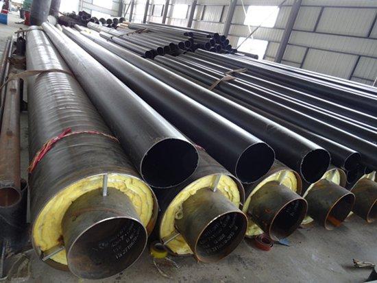 蚌埠城市供暖用聚氨酯保溫鋼管規格型號定制