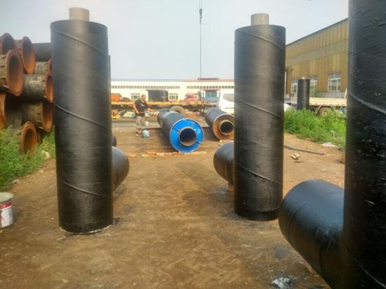 湖南DN600钢套钢硅酸铝保温钢管出厂价格表