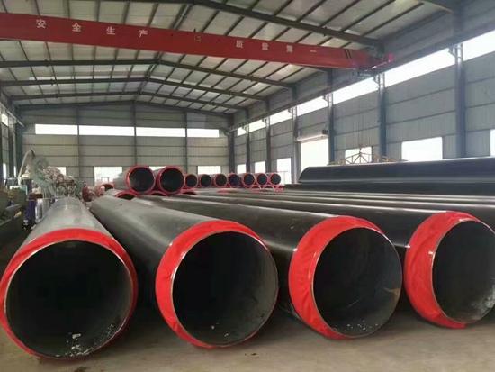 蚌埠鋼套鋼蒸汽復合保溫管廠家