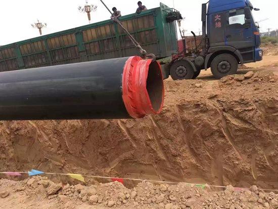 江西埋地聚氨酯发泡保温钢管厂家