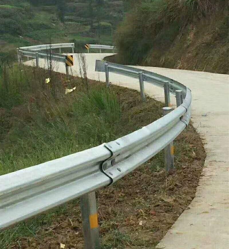 海达直销惠州农村道路波形护栏/Gr-B-4E波形梁护栏