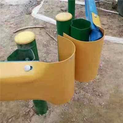 供应长沙波形护栏 乡村公路波形防撞护栏