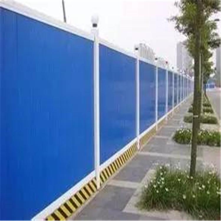 直销思明2米高工程施工围挡/市政工程安全水马 可安装
