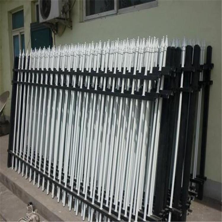 翔安喷塑锌钢围墙护栏/院墙围墙栅栏 厂家
