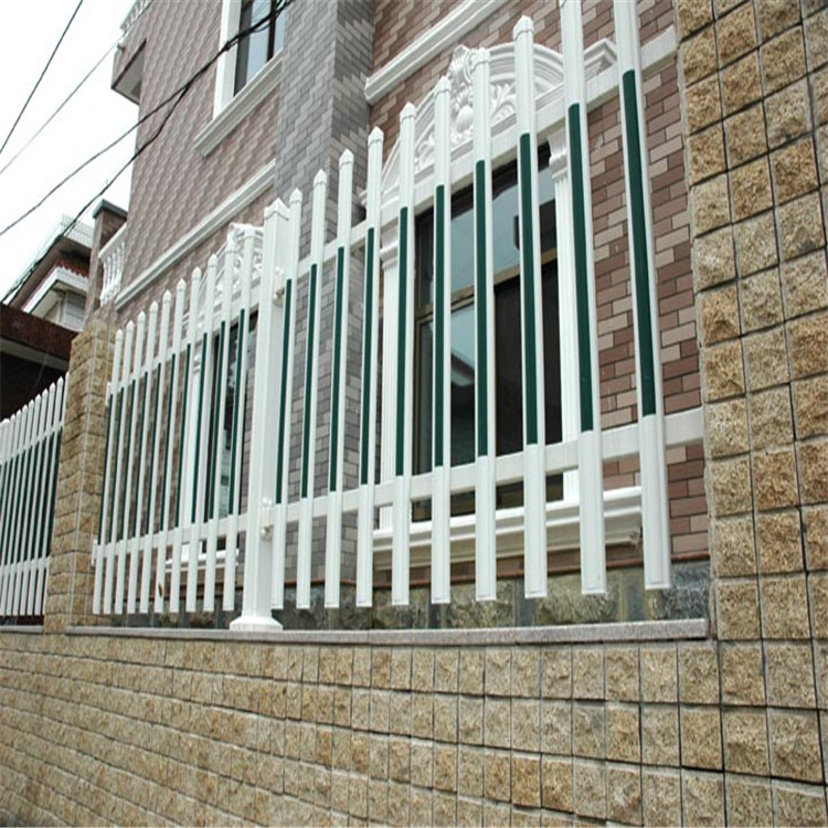 厦门弯头锌钢围墙护栏/厂区围墙护栏 厂家