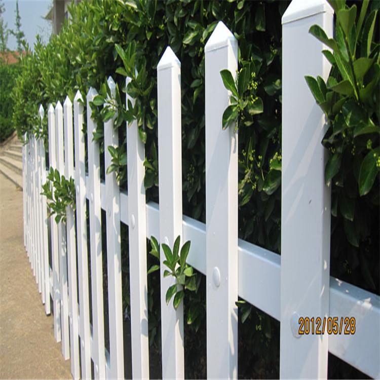 翔安pvc围墙围栏/工业园锌钢围墙护栏 厂家