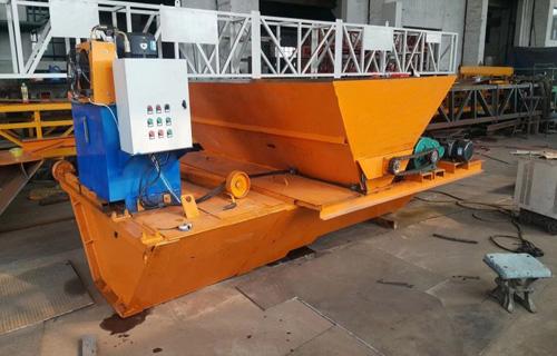 锦州农田矩形水渠滑膜机