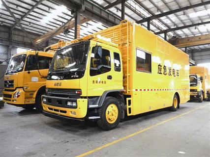 新闻:湖南发电车出租出租服务