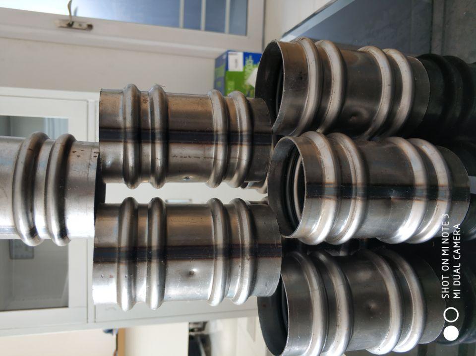 黑河螺旋式检测管