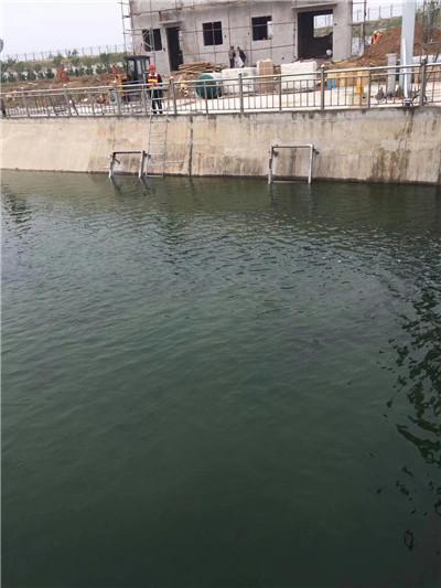 东营桥桩水下加固公司气壮山河