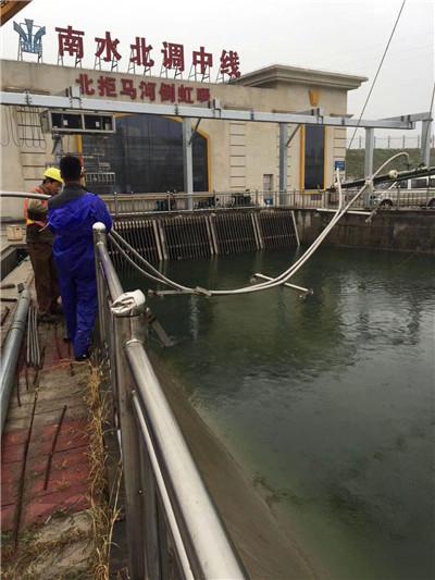 潜水员打捞--(池州一鸣惊人