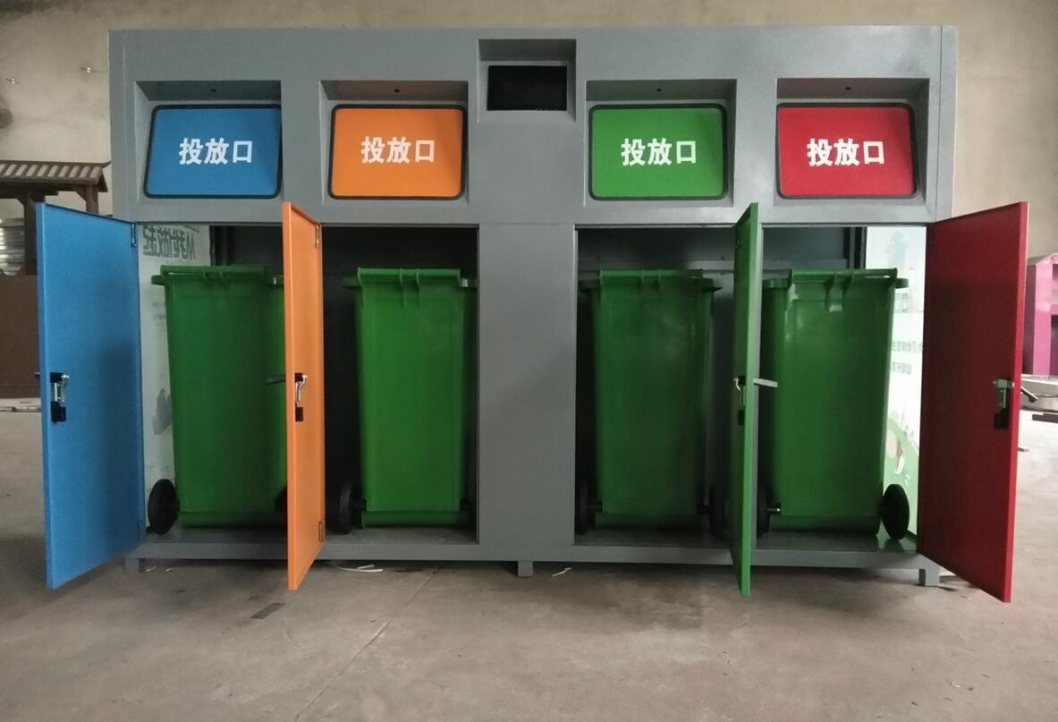 蚌埠智能分類垃圾站