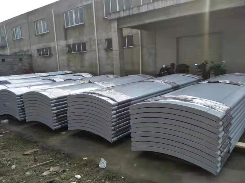 蚌埠不銹鋼候車亭