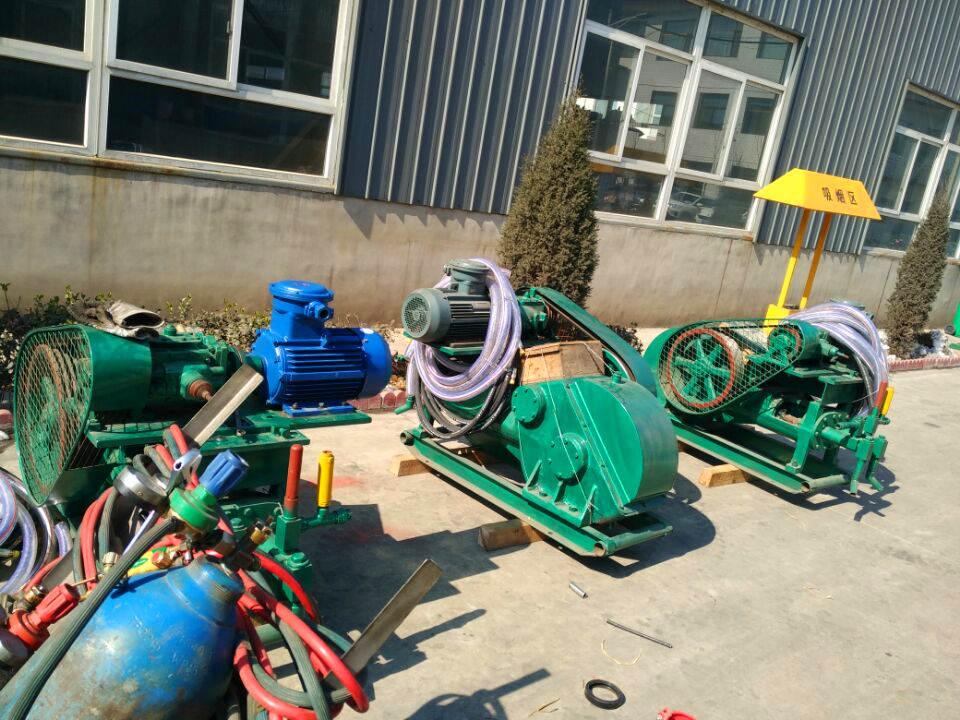 新余山上浇水高压抽水泵客户顾客评价灌浆机
