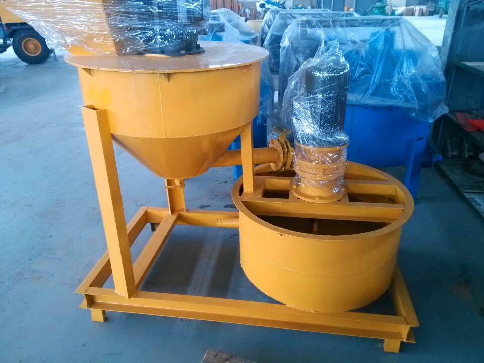 辽宁古塔区自动上料搅拌灌浆台车厂家供货灌浆机