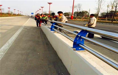 辽宁专业制作桥梁护栏多少钱一米
