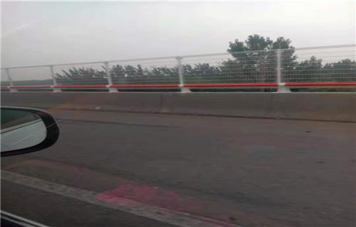 锦州防撞护栏多少钱一米