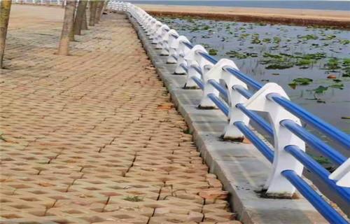 东营防撞护栏多少钱一米