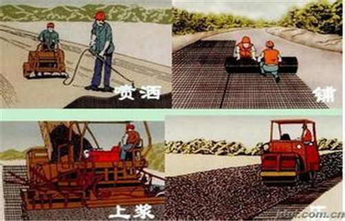湖南老路改造专用玻纤格栅诚信厂家