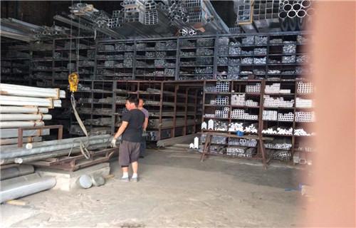 六安6063薄壁铝管质优价廉
