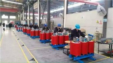 兰山变压器生产厂家-汇德变压器制造有限公司