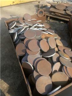 汉中碳钢法兰印刷制版堵头