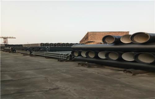 蚌埠給水球墨鑄鐵管廠家價格