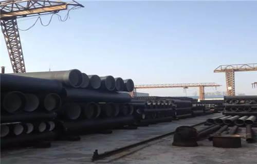 蚌埠排水球墨鑄鐵管廠家價格