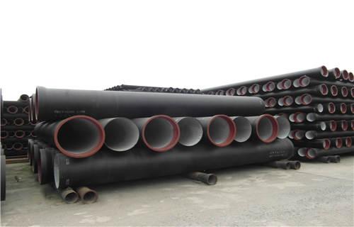 海南排污球墨铸铁管/厂家