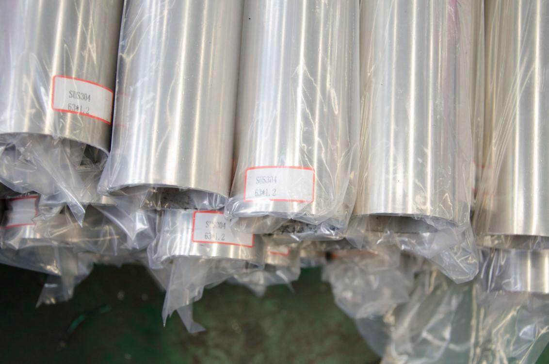 东营不锈钢装饰管304定尺生产