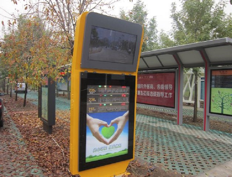北京城市公共候车亭定制企业