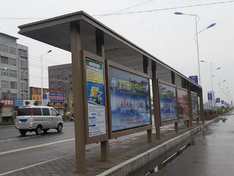 黑龙江候车亭站牌公交站台厂家详细报价