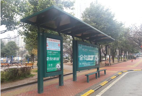 黑龙江城市公共候车亭制作相关厂家推荐