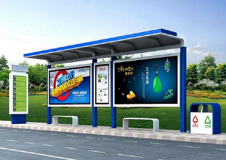 黔西南创意公交站台滚动灯箱信誉好的生产厂家