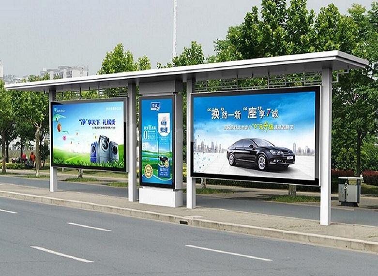 锦州公交站台公交站台制作可信赖厂家