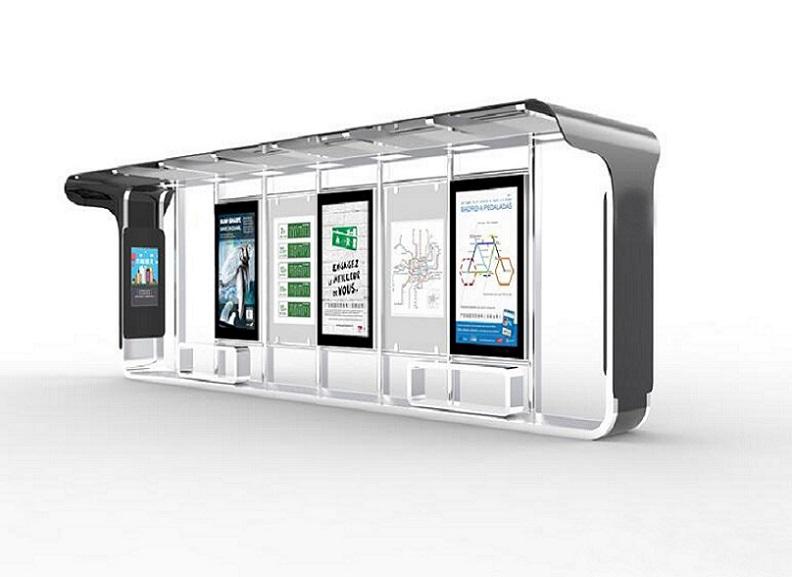 黔西南创意公交站台候车亭制作可信赖厂家