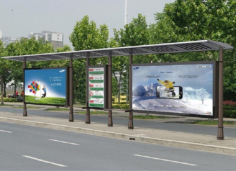 锦州公交站台公交站台生产品质过硬