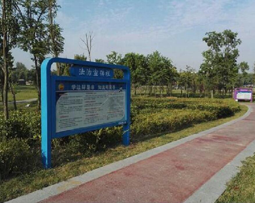 锦州多媒体阅报栏公交候车亭制作口碑好的厂家