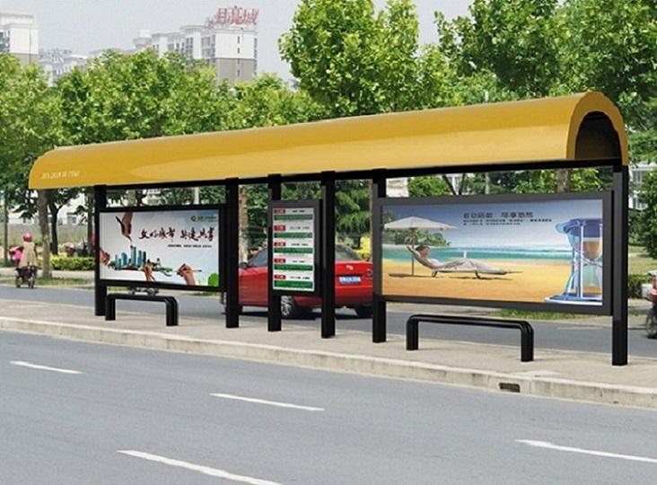 黔西南智慧候车亭滚动灯箱公交智能站牌精选制作基地