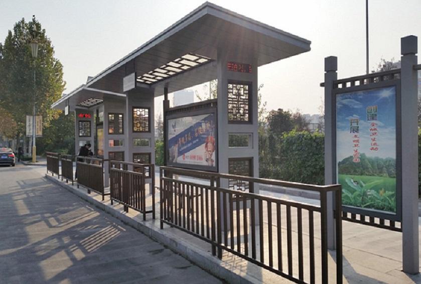 海南型材公交站台公交智能站牌可信赖品牌