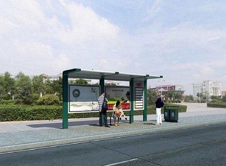 漳州仿古定制候车亭公交站亭行业翘楚厂家