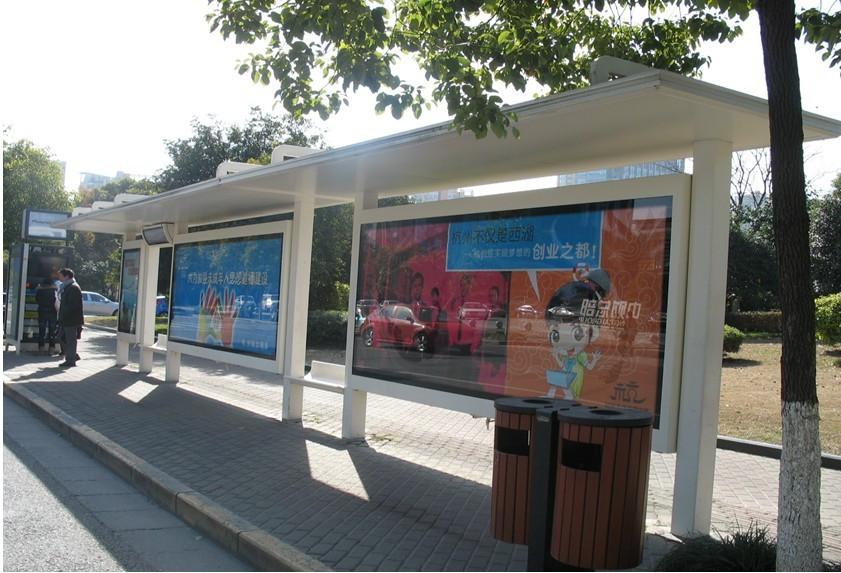 洛阳型材公交站台候车亭站台可信赖品牌