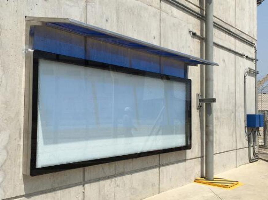 锦州广告标牌户外灯箱垃圾箱广告灯箱系统配件厂家