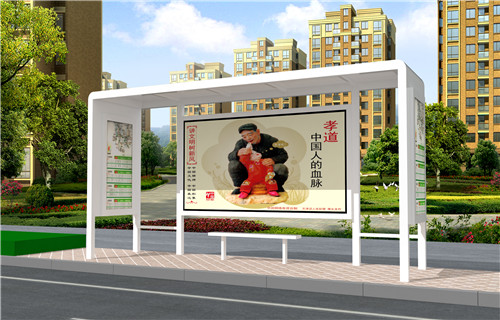 辽宁公交站台生产厂家