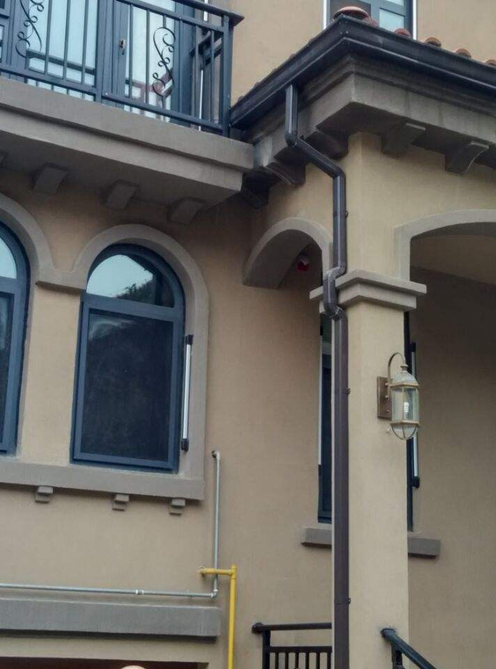 西宁阳光房铝合金接水槽批发基地值得信赖