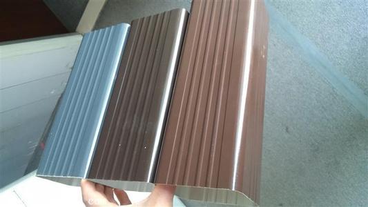 台湾铝合金雨水链怎么样安装杭州飞拓建材有限公司