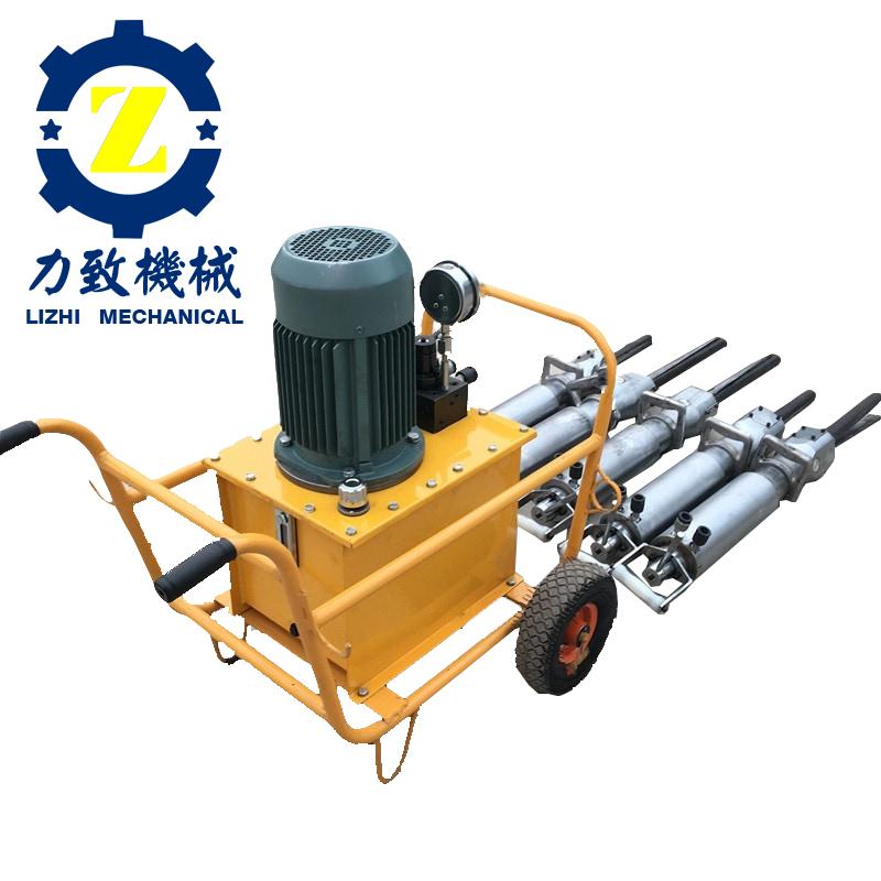 漳浦县液压分石机有多少产量